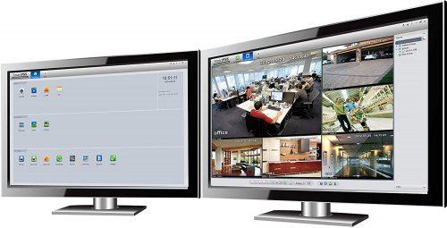 16CH Pentabrid 1080p HD-CVI + 5MP IP 1U DVR, 2 SATA, HDMI/VGA, Pentabrid (IP, HD-CVI, HD-TVI, AHD, Analog), 8CH Additional IP 5MP@30fps, UL Listed
