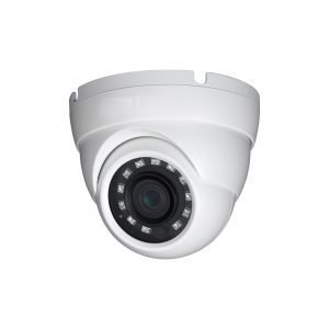 3MP Fixed Lens Dome, 2.8mm Lens, 20fps@3MP, 30fps@1080p, IP67, 98' IR, PoE, UL Listed