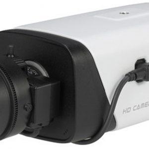 "1/1.7"" 12MP Box Network Camera, H.265+, 12MP@20fps, 8MP@30fps, PoE+, AC24V/DC12V, Micro-SD Slot, UL Listed"