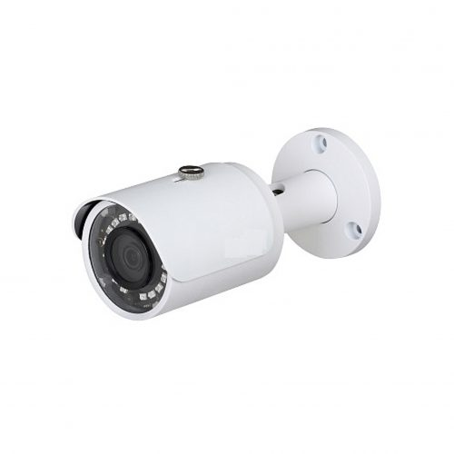 3MP Fixed Lens Bullet, 3.6mm Lens,  20fps@3MP, 30fps@1080p, IP67, 98' IR, PoE, UL Listed