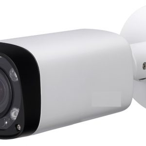 3MP Motorized Bullet, 2.7-12mm Lens, 20fps@3MP, 30fps@1080p, IP66, 98' IR, PoE