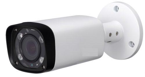 3MP Motorized Bullet, 2.7-12mm Lens, 20fps@3MP, 30fps@1080p, IP66, 98' IR, PoE