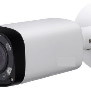 "1/3"" 4MP WDR IR Bullet Network Camera, 2.7-13.5mm Lens, 20fps@4MP, 30fps@1080p, IP67, 197' IR, PoE, UL Listed"