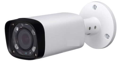 "1/3"" 4MP WDR IR Bullet Network Camera, 2.7-13.5mm Lens, 20fps@4MP, 30fps@1080p, IP67, 197' IR, PoE, UL Listed"