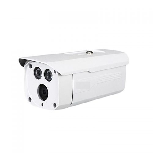 "1/3"" 4MP WDR LXIR Bullet Network Camera, H.265+, 3.6mm Lens, 30fps@4MP, IP67, 262' IR, PoE, IVS, Micro-SD Slot, UL Listed"