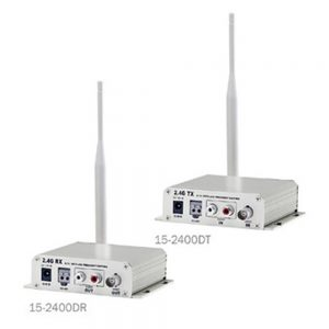 2.4GHz Digital Wireless A/V/D Transmitter and Receiver