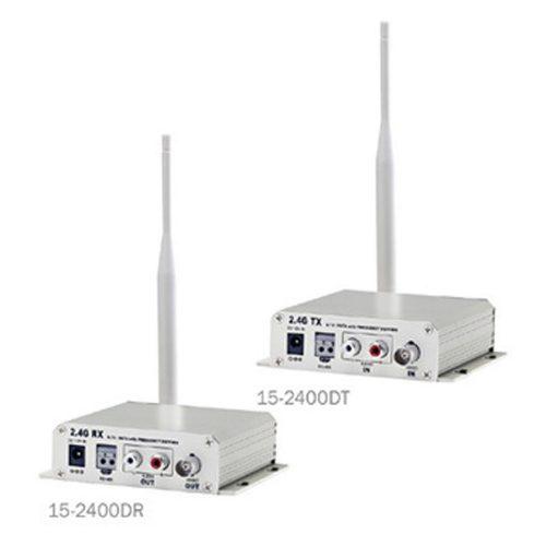 2.4GHz Digital Wireless A/V/D Transmitter and Receiver