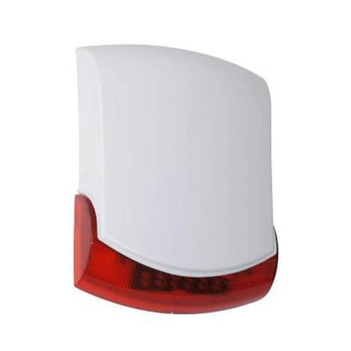 Jumbo Indoor Siren Strobe Box (Red and White)