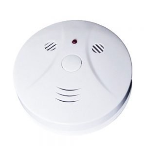 Battery Powered Photoelectric Smoke Detector