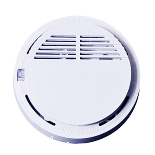 Ceiling Mount Battery Powered CMOS Microprocessor Smoke Detector