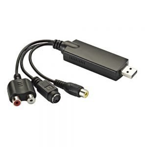 Video to USB (capture video on PC) Single Camera with Audio