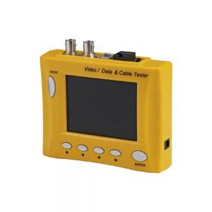 "3.5"" LCD Color Test Monitor Built-in Li-Poly Battery"