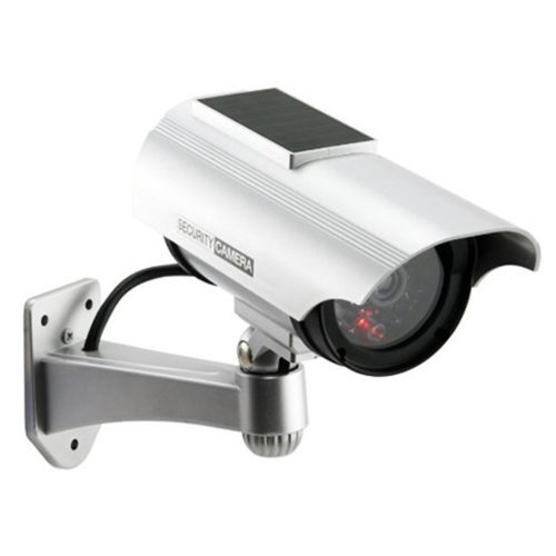 Dummy Camera with Solar Powered LED Light