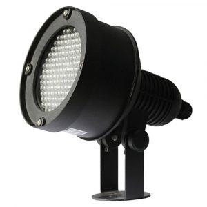 Outdoor White Light Infrared LED Illuminator, 147pcs LED, 120 Degree, IR Distance 131ft.