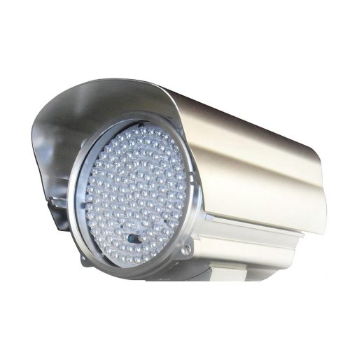 IR Illuminator, 210ft, 850nm illuminaire, 140pcs LED, 45 degrees.