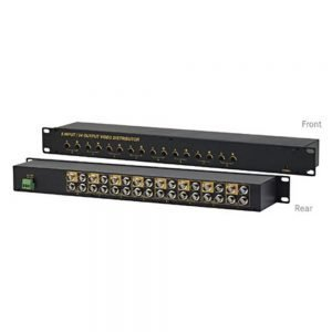 8CH Input to 24CH Output Video Distributor